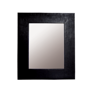 Espejo Cuero Cocido 1 Dark