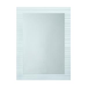 Espejo Lineas 2 Blanco