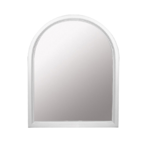 Espejo Capilla Mediano Blanco