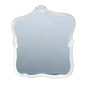 Espejo Mercedes Blanco