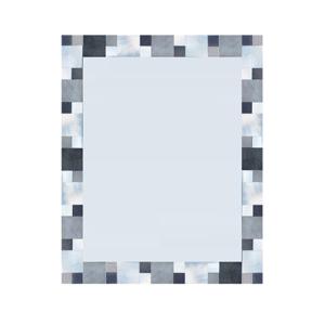 Espejo Quat 2 Sater Gray